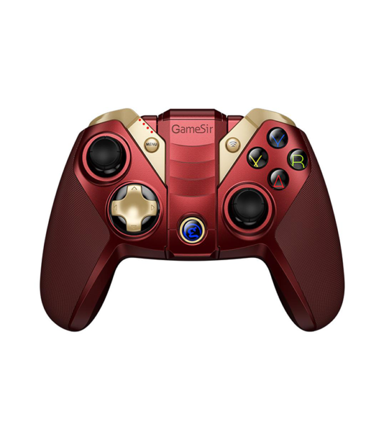 Gamepad M2 Bluetooth MFI Game controller Red