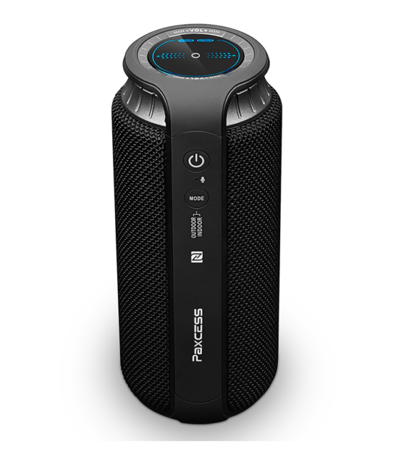 SoundCup-L Portable Bluetooth Speaker Black