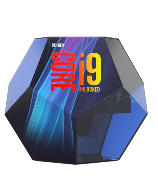 INTEL Core i9-9900K 8-Core 3.6GHz Box