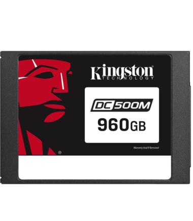 KINGSTON 960GB 2.5 SEDC500M960G SSDNow DC500 series
