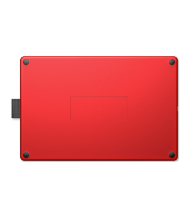 WACOM Grafička tabla One by Wacom S crno-crvena