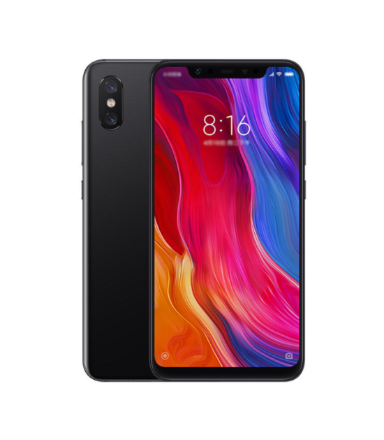 Xiaomi Mi 8 EU 6+64 Black