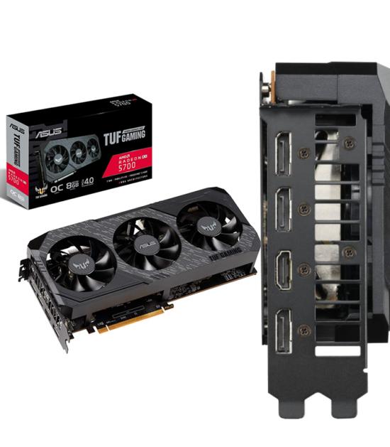 ASUS AMD Radeon 3 RX 5700 8GB 256bit TUF 3-RX5700-O8G-GAMING