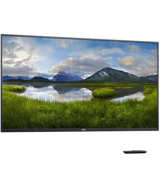 """DELL 55"""" C5519Q 4K Conference Room IPS monitor"""