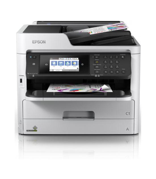 EPSON WorkForce Pro WF-C5790DWF wireless multifunkcijski štampač inkjet uređaj