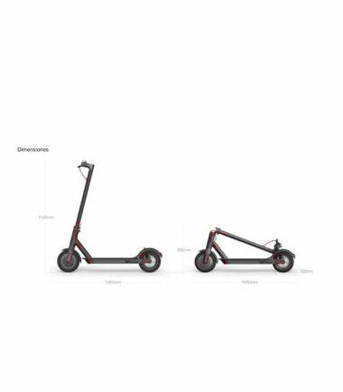 Xiaomi Mi Electric Scooter EU Black trotinet
