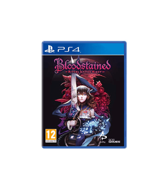 PS4 Bloodstained - Ritual of the Night