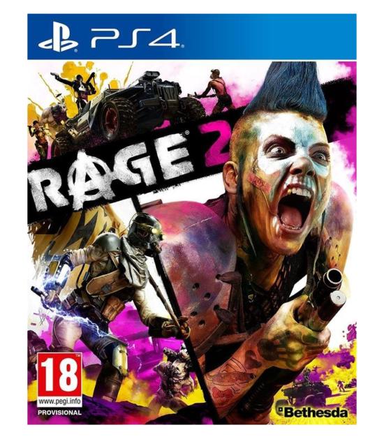PS4 Rage 2