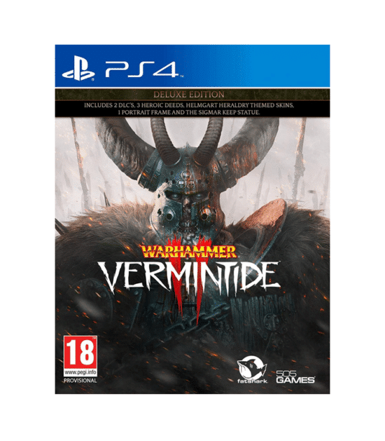 PS4 Warhammer - Vermintide 2 Deluxe edition