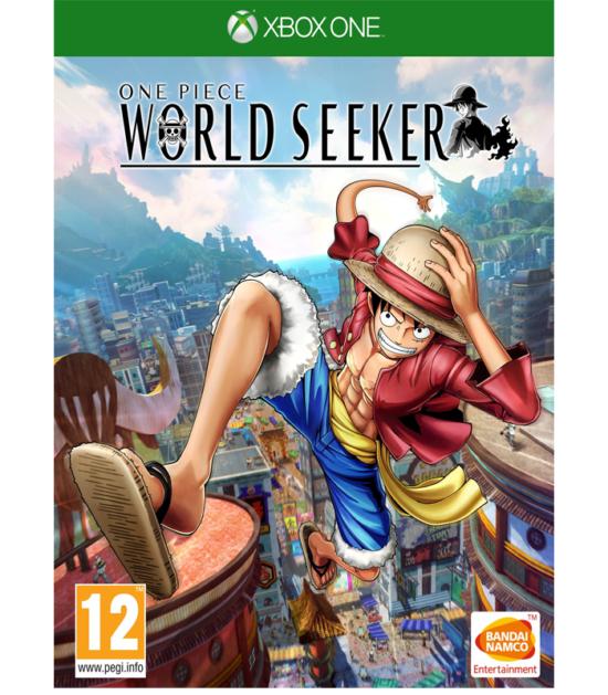 XBOXONE One Piece World Seeker