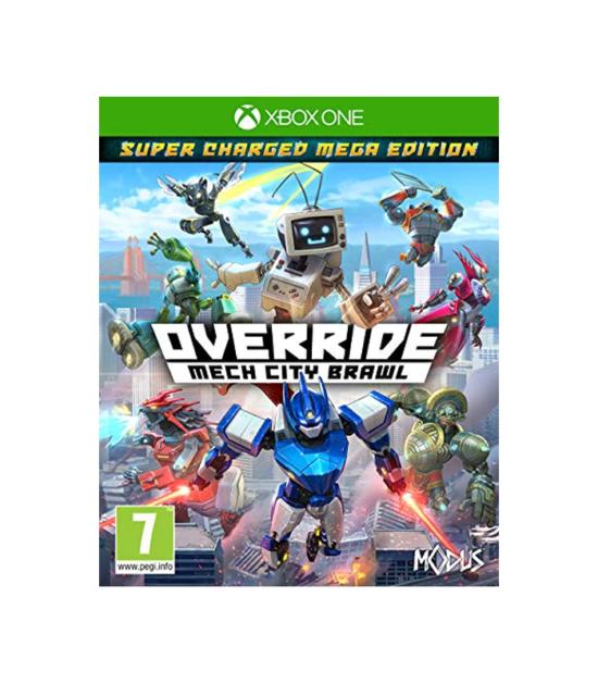 XBOXONE Override: Mech City Brawl - Super Charged Mega Edition