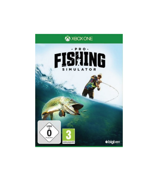 XBOXONE Pro Fishing Simulator