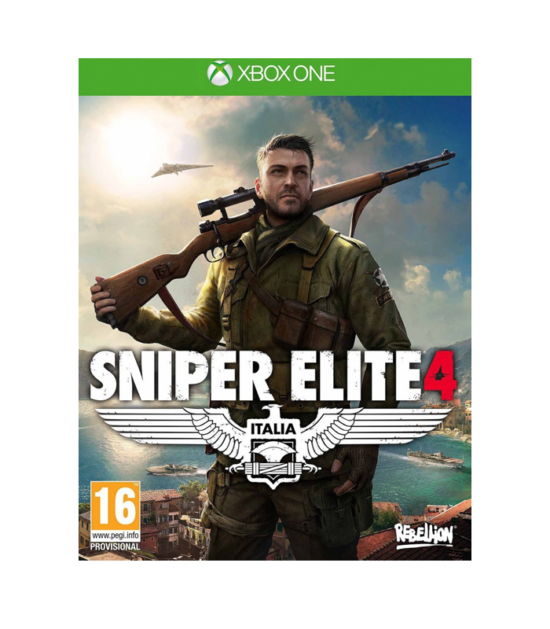 XBOXONE Sniper Elite 4
