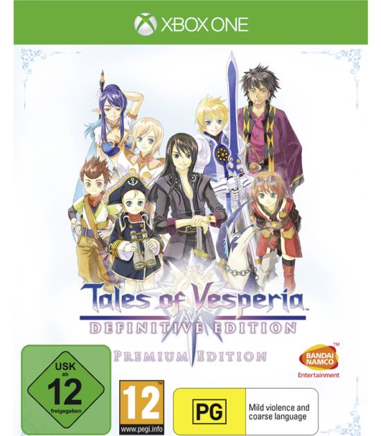 XBOXONE Tales Of Vesperia: Definitive Edition - Premium Edition