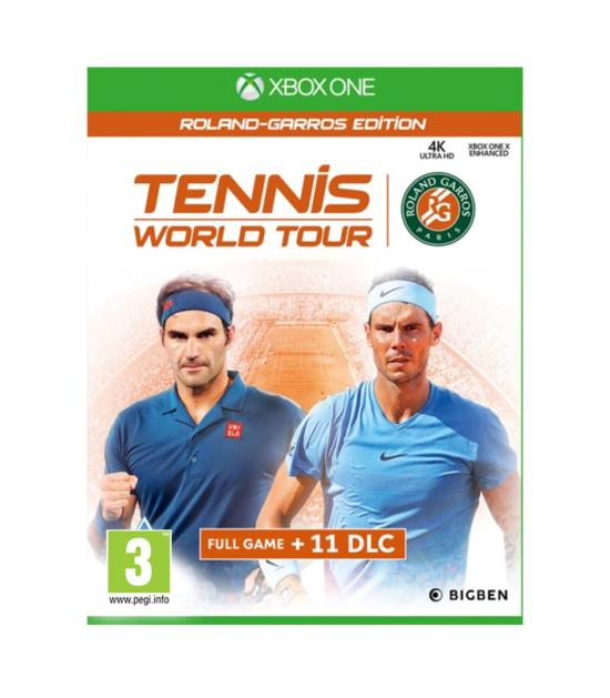 XBOXONE Tennis World Tour - Roland-Garros Edition