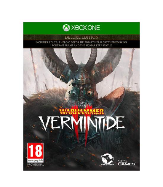 XBOXONE Warhammer - Vermintide 2 Deluxe edition
