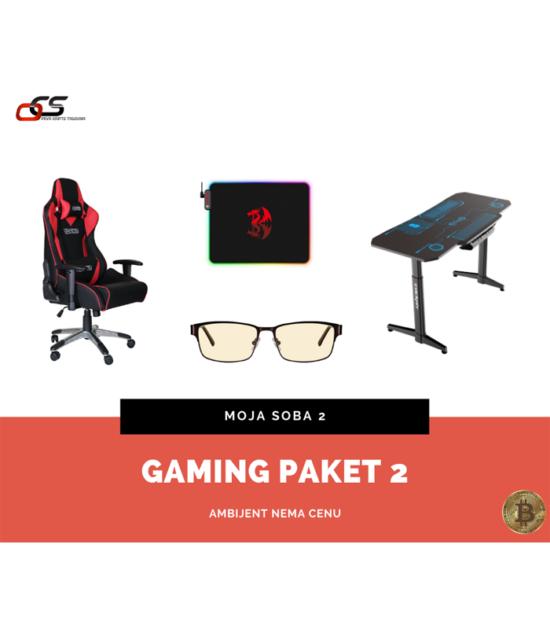 "Gaming paket 2 - ""Moja Soba 2"""