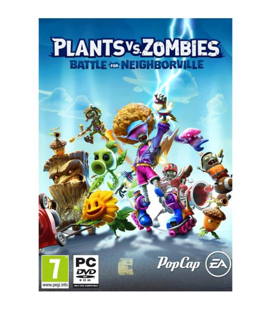 PC Plants vs Zombies - Battle for Neighborville