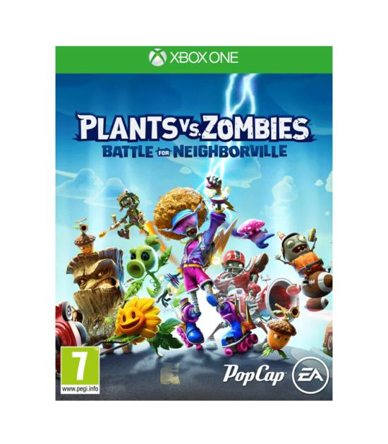 XBOXONE Plants vs Zombies - Battle for Neighborville