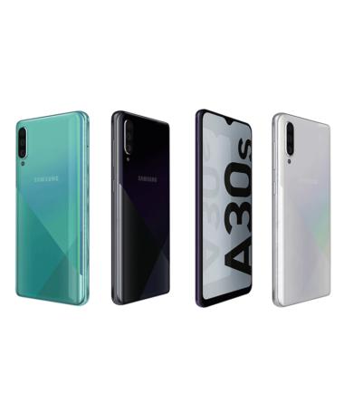 Samsung A30s Dual Sim Crni mobilni telefon