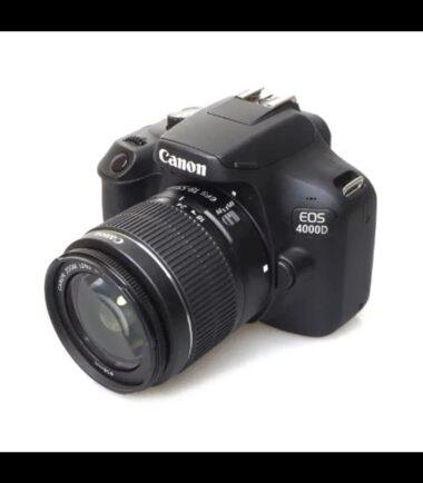 Canon fotoaparat EOS 4000D BK 18-55 SEE