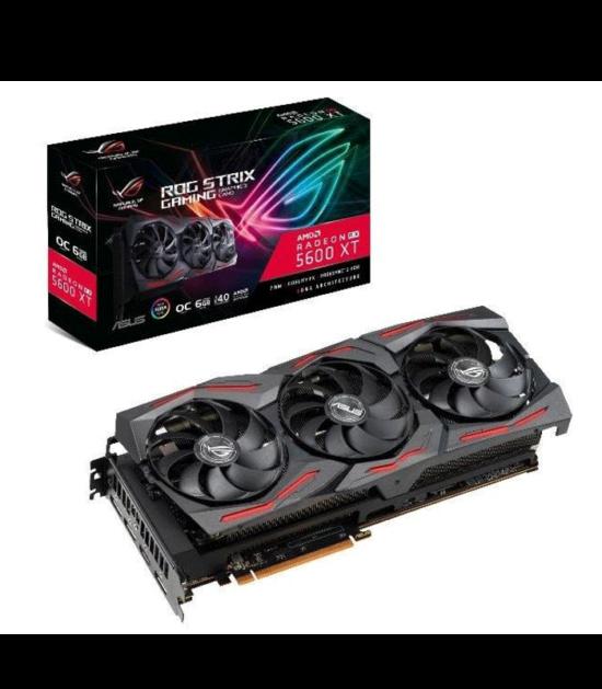 ASUS AMD Radeon RX 5600 XT 6GB 192bit ROG-STRIX-RX5600XT-O6G-GAMING