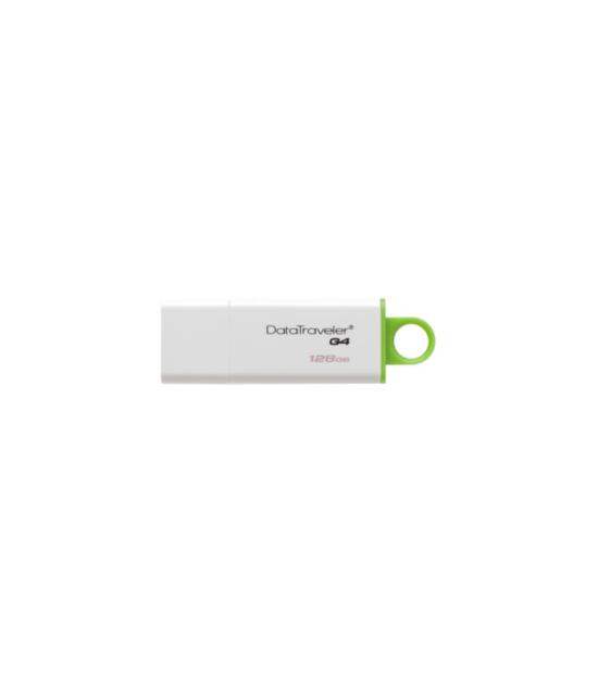 KINGSTON 128GB DataTraveler I Generation 4 USB 3.0 flash DTIG4/128GB zeleno-beli