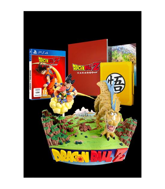 PS4 Dragon Ball Z: Kakarot Collector's edition
