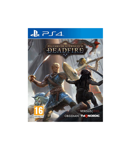 PS4 Pillars of Eternity II: Deadfire - Ultimate edition