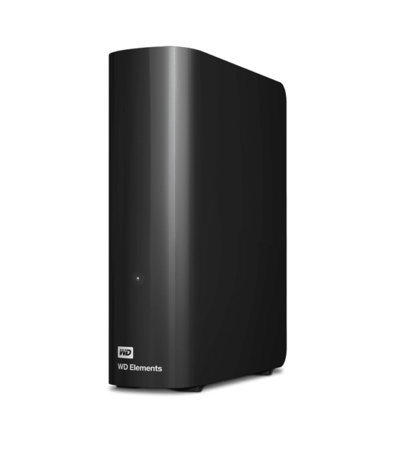 WD Elements Desktop