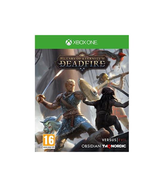 XBOXONE Pillars of Eternity II: Deadfire - Ultimate edition