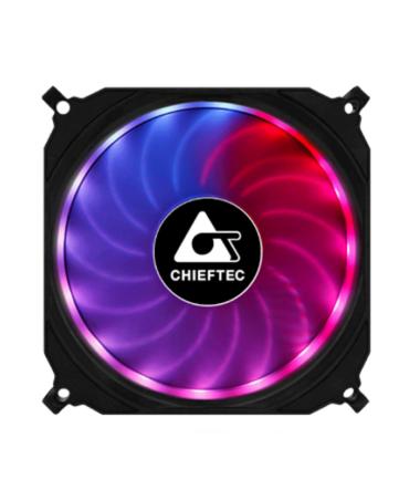 CHIEFTEC Ventilator CF-1225RGB 120mm x 120mm x 25mm