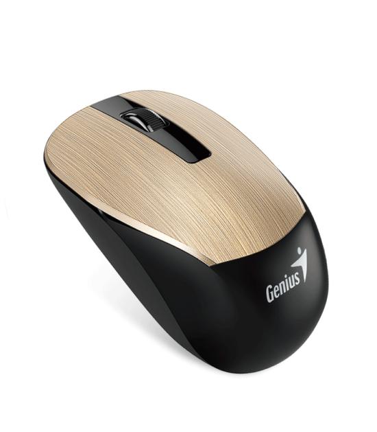 GENIUS NX-7015 Wireless Optical USB crno-zlatni miš