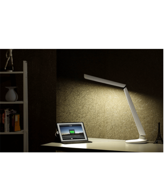 LED Desk Lamp White