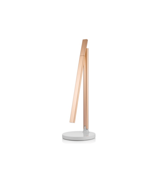 LED Elegant Aluminium Desk Lamp Gold 7W