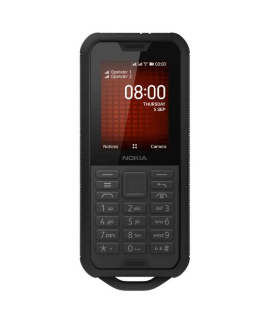 Nokia 800 DS - Crni