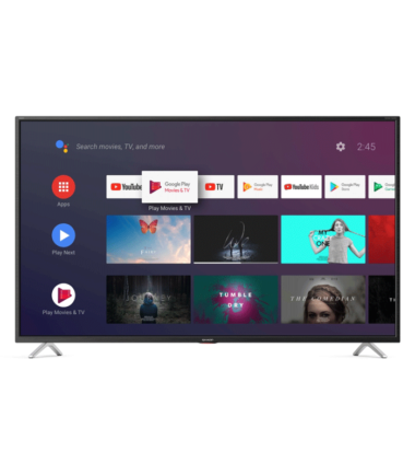 "SHARP 50BL5EA 50"" UHD Android SMART LED TV"