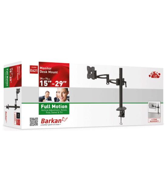 BARKAN E621.B stoni nosač za monitor