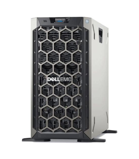 DELL PowerEdge T340 Xeon E-2234 4C 1x16GB H330 480GB SSD DVDRW 495W (1+1) 3yr NBD