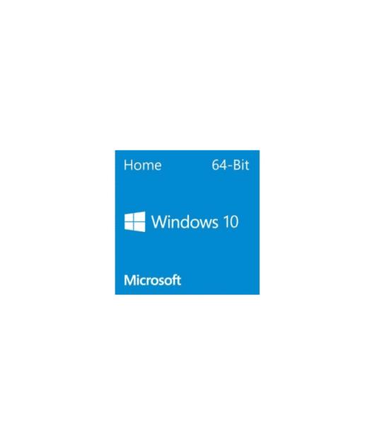 MICROSOFT Windows 10 Home 64bit GGK Eng Intl