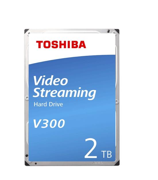 "TOSHIBA 2TB 3.5"" SATA III 64MB 5.700rpm HDWU120UZSVA V300 series bulk"