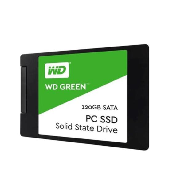 """WD 120GB 2.5"""" SATA III WDS120G2G0A Green SSD"""