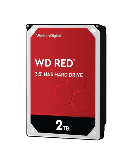 """WD 2TB 3.5"""" SATA III 64MB IntelliPower WD20EFAX Red"""