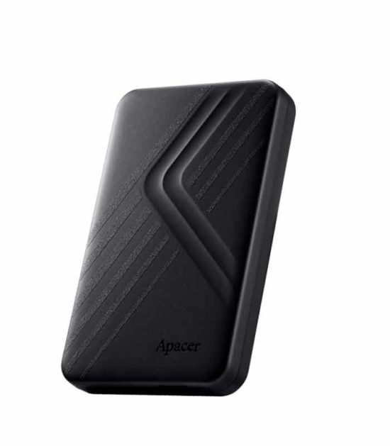 "APACER eksterni hard disk AC236 4TB 2.5"" crni"