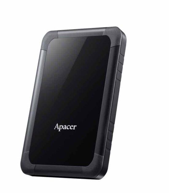 "APACER AC532 2TB 2.5"" crni eksterni hard disk"