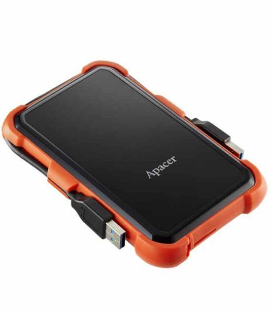 "APACER eksterni hard disk AC630 2TB 2.5"" narandžasti"
