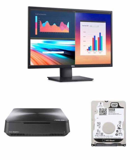 Desktop paket 1 komplet opreme