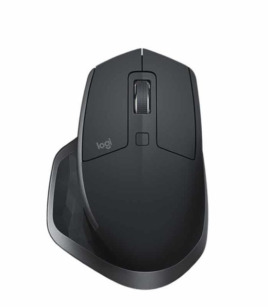 LOGITECH Wireless miš MX Master 2S Graphite