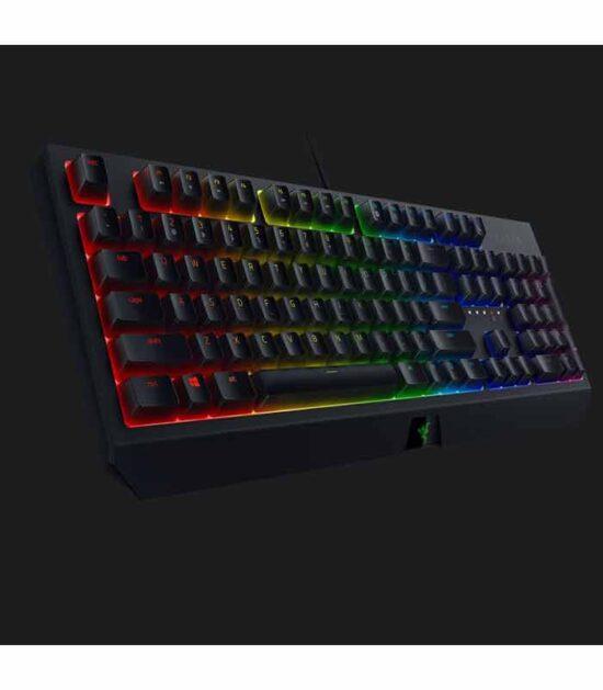 Razer BlackWidow - Mechanical Gaming Keyboard Green Switch US