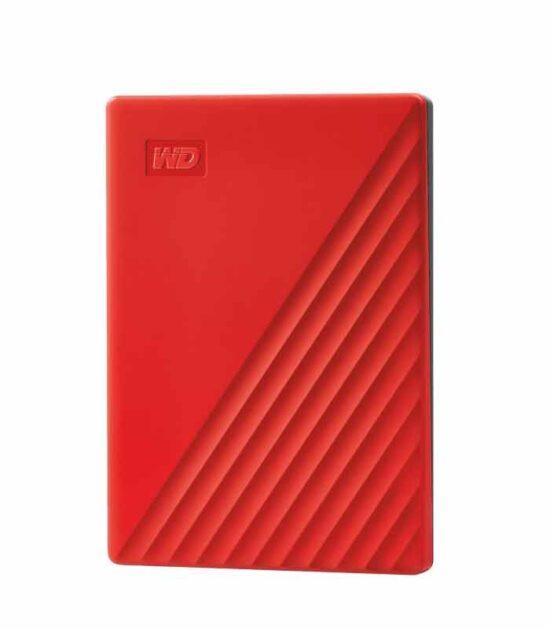 "WD My Passport eksterni hard disk 2TB 2.5"" WDBYVG0020BRD crveni"